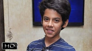 Aamir Uncle Taught Me How To Cry, Laugh - Darsheel Safary