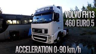 Przyspieszenie Volvo FH13 460 Euro 5   KrychuTIR™