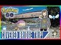DESTINATION POKEMON GO! Covered Bridge at South Yuba River State Park Near Yuba City, California!