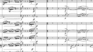 【第27回朝日作曲賞落選】幻視風景 -吹奏楽のための小序曲-