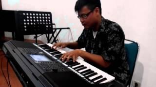 Tompi - Menghujam Jantungku Solo cover keyboard