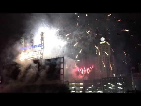 Fireworks Cleveland Indians Alternative Rock