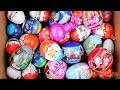 Unboxing New Kinder Surprise Eggs Barbie Kinder Joy Kinder Suprise Egg Dinosaur Nursery Rhymes