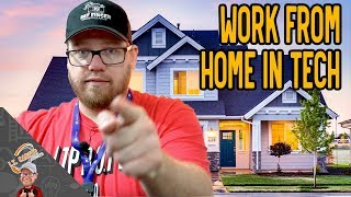 Remote I.T. Jobs - Working from Home