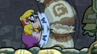 Wario Land Shake It Part 2 - Area 1 Part 2