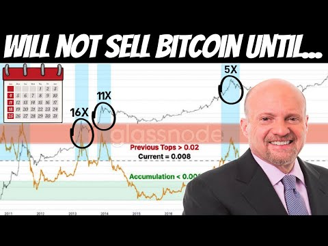 Bitcoin Can Still Make Another 10X in Few Months!!   Do NOT Sell Your BTC Until this Date!!!