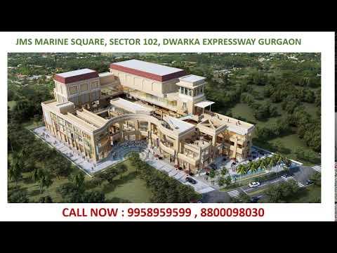 9958959599, jms marine square, jms marine square sector 102, jms new commercial