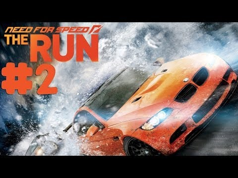 Need For Speed: The Run - Walkthrough - Part 2 - National Park (PC) [HD]
