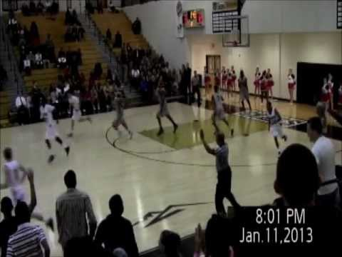 MV Guard Michael Jenkins 2012-13 Highlight Tape