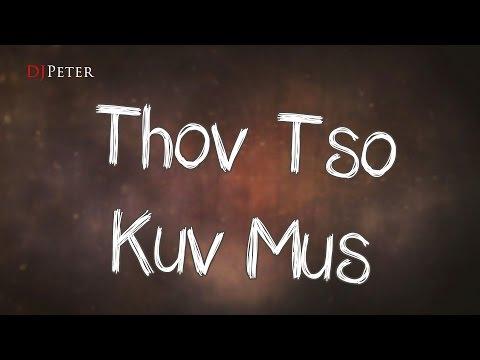 Sandy Moua - Thov Tso Kuv Mus (DJPeter Instrumental) thumbnail
