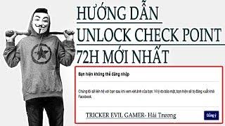 Hướng Dẫn| Unlock CheckPoint 72H mới Nhất 2017| Guide to open nick 72h checkpoint|Tricker Evil gamer