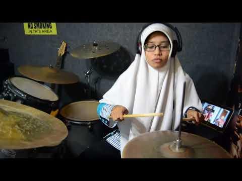 Drum_Cover NasyidID Gontor (Identitas Sejati) Full Vidionya