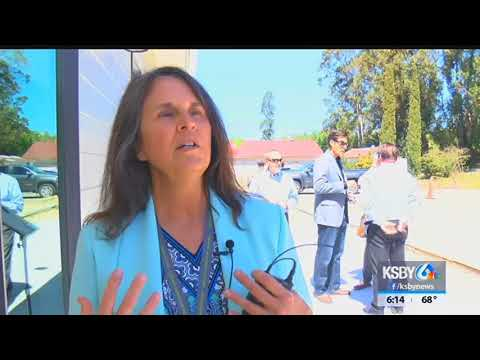 SLO County unveils new mental health treatment facility