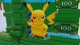 Lego POKEMON Pikachu Money Fail