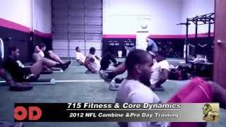 715 fitness 2012 nfl combine and pro day training