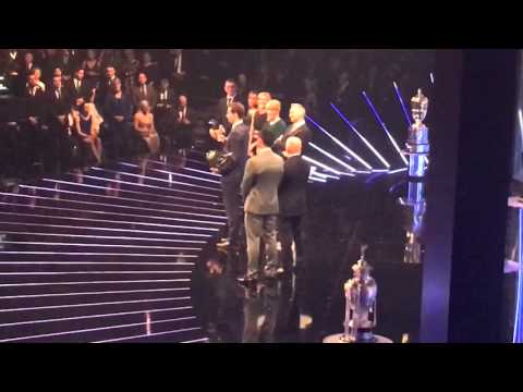 Sports Personality Of The Year Awards 2015 Winners