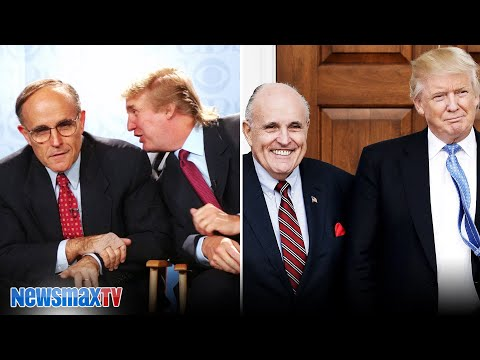 My last talk with President Trump | Rudy Giuliani