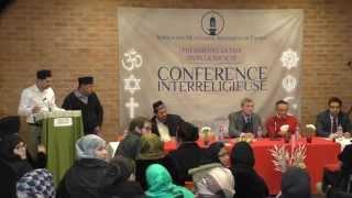 Conférence Inter-Religieuse Valencienne 15 Mars 2015