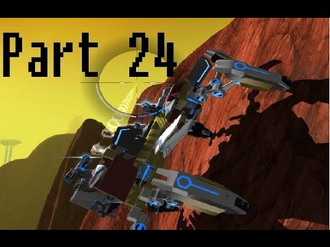 Robocraft Part 24| Tier 8 Rail Flyer Walker RP Farming.