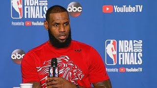 LeBron James Shocked JR Smith Mistake Went Viral After Game 1 In 2018 NBA Finals!