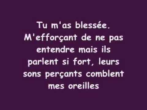 Bleeding love  Leona Lewis traduction en français