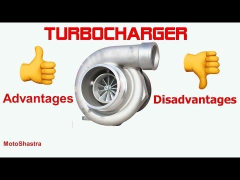 Advantages & Disadvantages About Turbochargers / MotoShastra