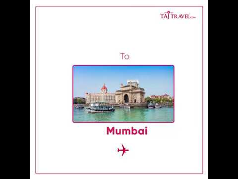 Book Cheap Flights to India from the USA with Taj Travel