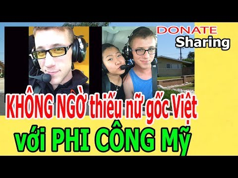 KH,Ô,NG NG,Ờ thiếu nữ gốc Việt với PHI CÔNG Mỹ