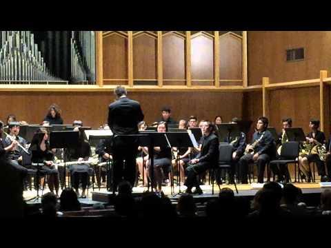 Incheon by Robert W Smith:  Performed by La Mirada Los Coyotes Middle School Alumni & Friends Band