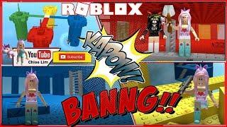 Roblox Doomspire Brickbattle! Divertimento di battaglia con gli amici si trasforma in un gioco di costruzione di muri! Avvertimento ad alto volume!