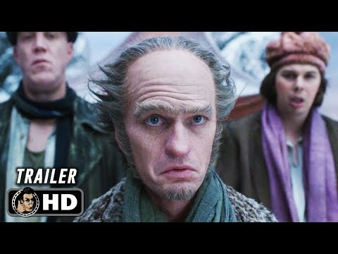 A SERIES OF UNFORTUNATE EVENTS Season 3 Official Trailer (HD) Neil Patrick Harris Series