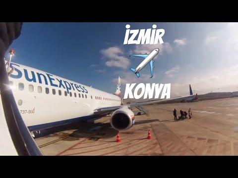 SunExpress: XQ 9046 Izmir to Konya TC-SEU Boeing 737-8HC(WL)