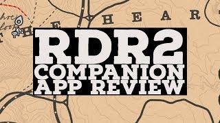 Rdr2 Companion Wiki - Woxy