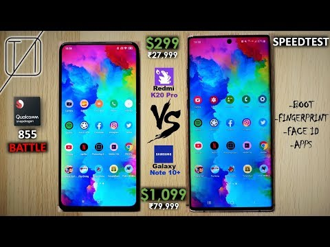 redmi-k20-pro-vs-galaxy-note-10+-speed-test