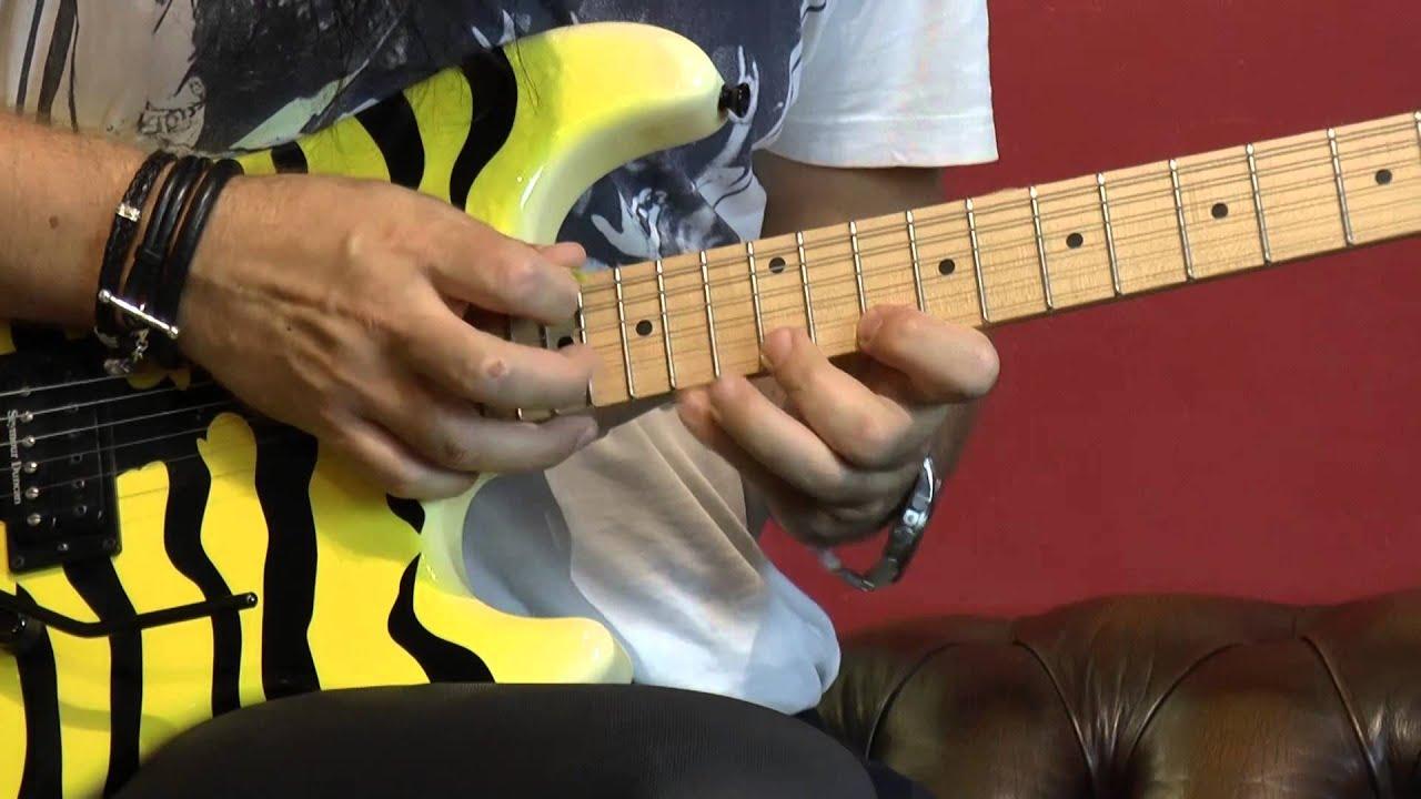 esp george lynch m1 vintage guitar oldenburg with loop control