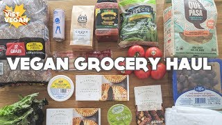 Vegan Grocery Haul // Coven Hamilton, Costco & Fortino's