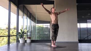 Clase de Vinyasa Yoga (Rotación de fémur) - Maestro: Conejo