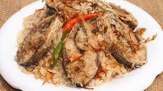 ইলিশ পোলাও রান্নার সবচেয়ে সহজ রেসিপি/ইলিশ পোলাও রেসিপি/Bangla Ilish Polao Recipe/bangla ilish recipe