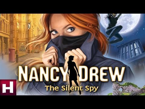 Нэнси Дрю. Безмолвный шпион. Часть 1.  Прохождение с переводом на русский язык.