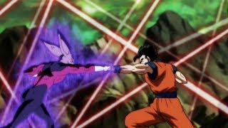 GOHAN VS DYSPO FIGHT - Dragon Ball Super Episode 124 Preview