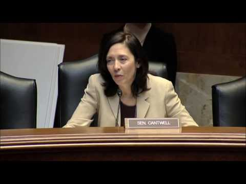 Cantwell Asks Citigroup About Jones Act