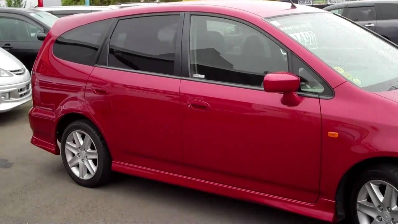 хонда стрим 2010 фото