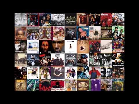 East Coast Hip Hop Mix - Dj Enzo Ti