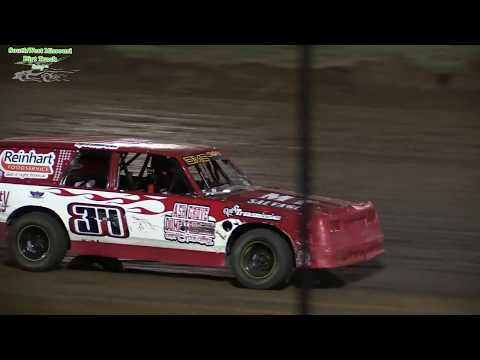 Springfield Raceway Pure Stock A Feature Race July 29, 2017