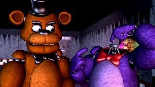 [FNAF SFM] FNAF Strikes Back - Five Nights at Freddy's Animation