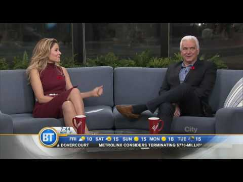 John O'Hurley shares his experiences as an actor and musician