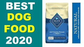 Best Dog foods On the Market -2018 ! Best Dog Foods !!