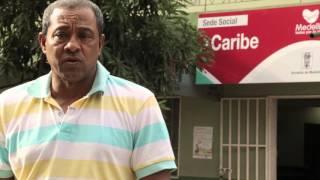 Caribe: un barrio que transita