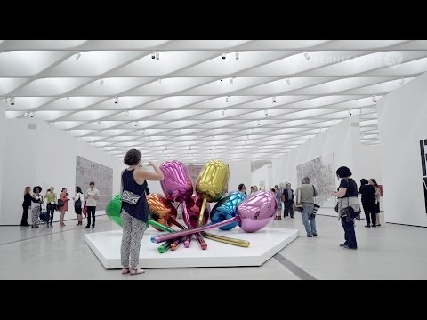 The Broad Contemporary Art Museum. Interview with Architect Elizabeth Diller