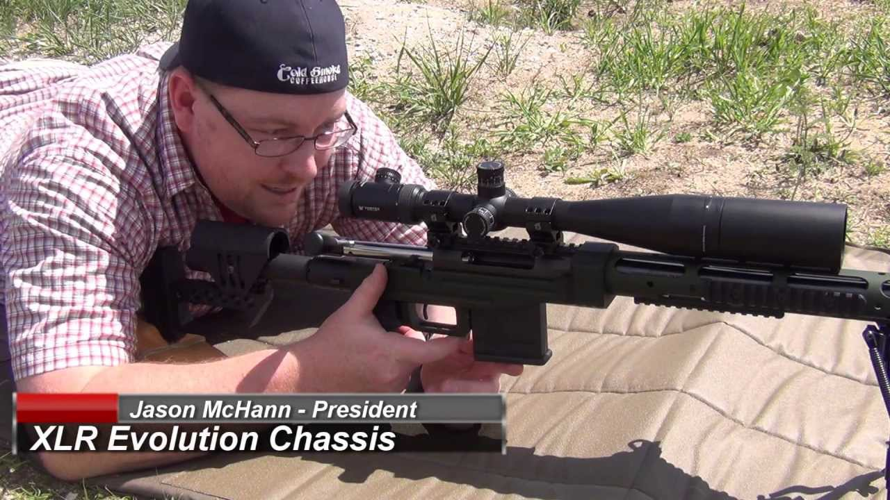 Shooting a 223 @ 1,000 Yards - Tikka T3 XLR Evolution Chassis Review